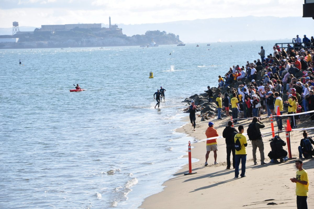 The Escape from Alcatraz™ Triathlon