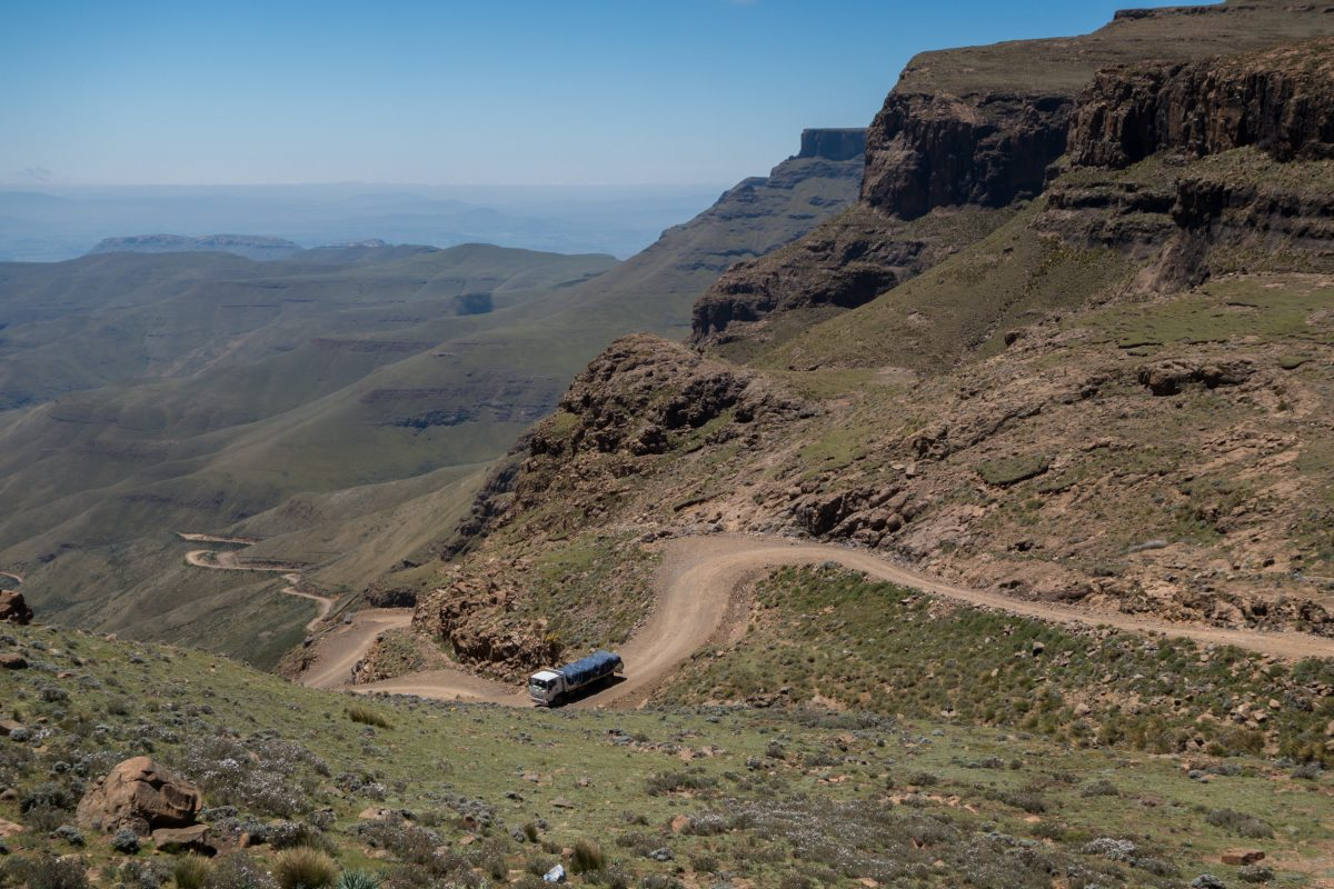 Sani Pass - The ultimate 4x4 off-road driving adventure