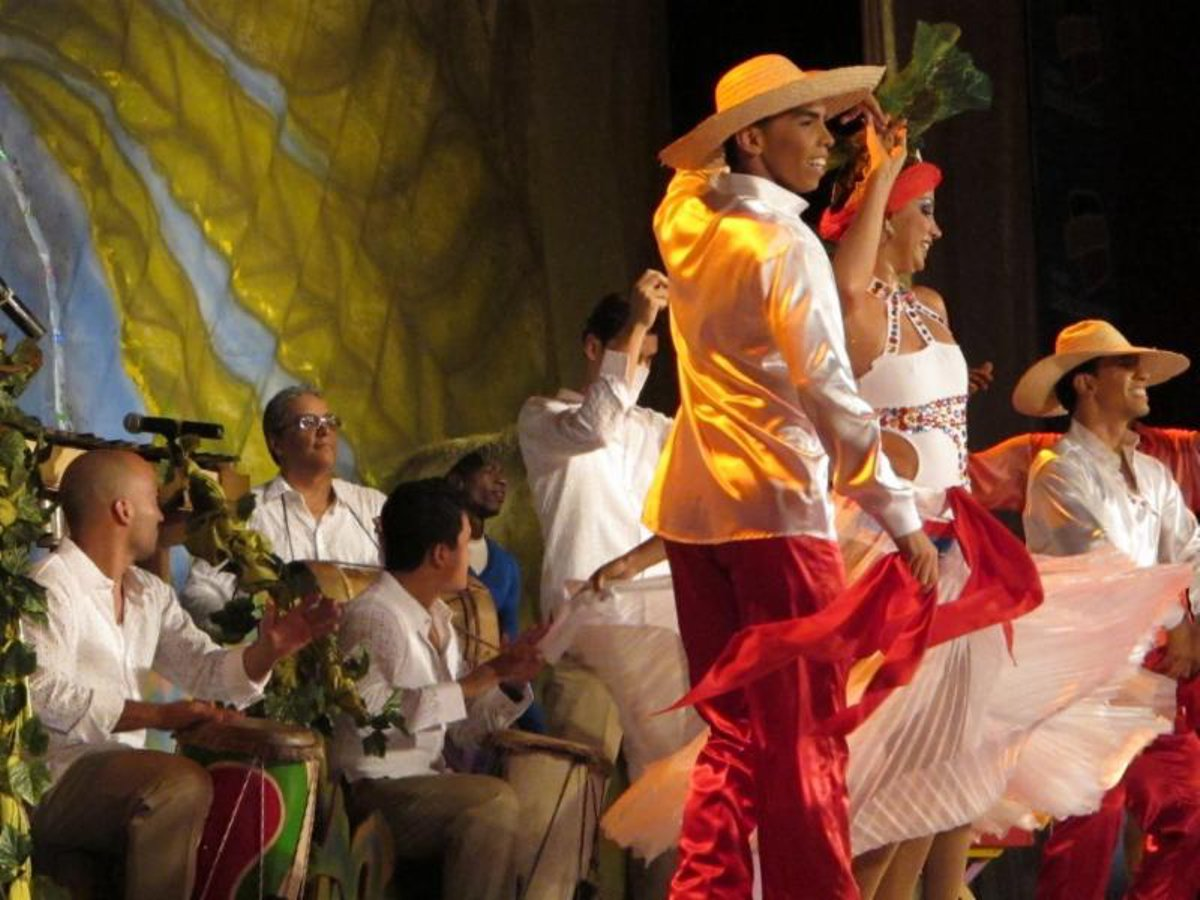 Explore the Rhythms of Colombia