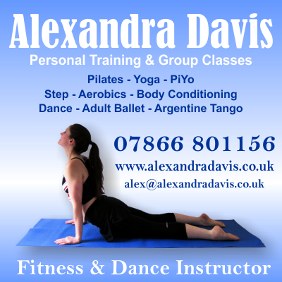 Alexandra Davis - Personal, Online, Fitness Training and Group ClassesAlexandra Davis - Personal, Online, Fitness Training and Group Classes