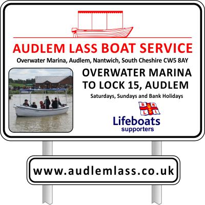 The Audlem Lass Boat Service