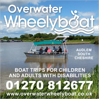 Overwater Wheelyboat - Trips for the disabled