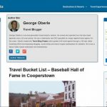 Travel website seeks Travel Professionals to write paid guest articles