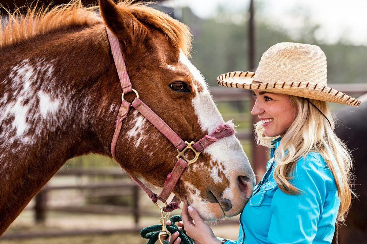 Spice up Autumn with a new Horseback Adventure from Ranch Rider