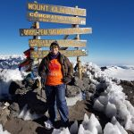 Kilimanjaro Summit Success in Aid of Maggie's Cambridge