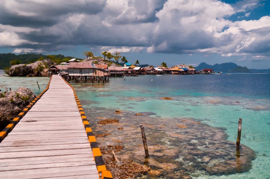 Togean Togo Una-Una Biosphere Reserve - Indonesia © UNESCO/Togean Togo Una-Una Biosphere Reserve - Indonesia