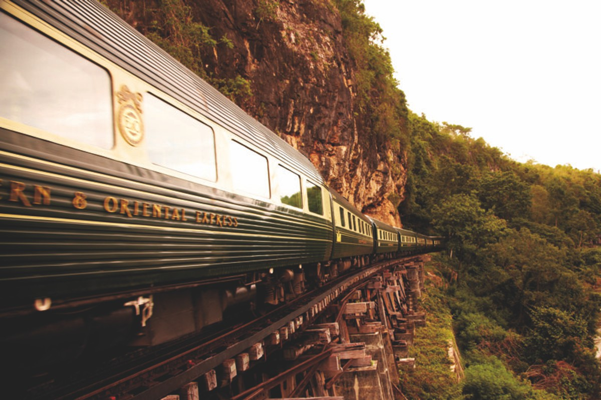 Luxury Railway journey from Bangkok to Singapore launched by Backyard Travel