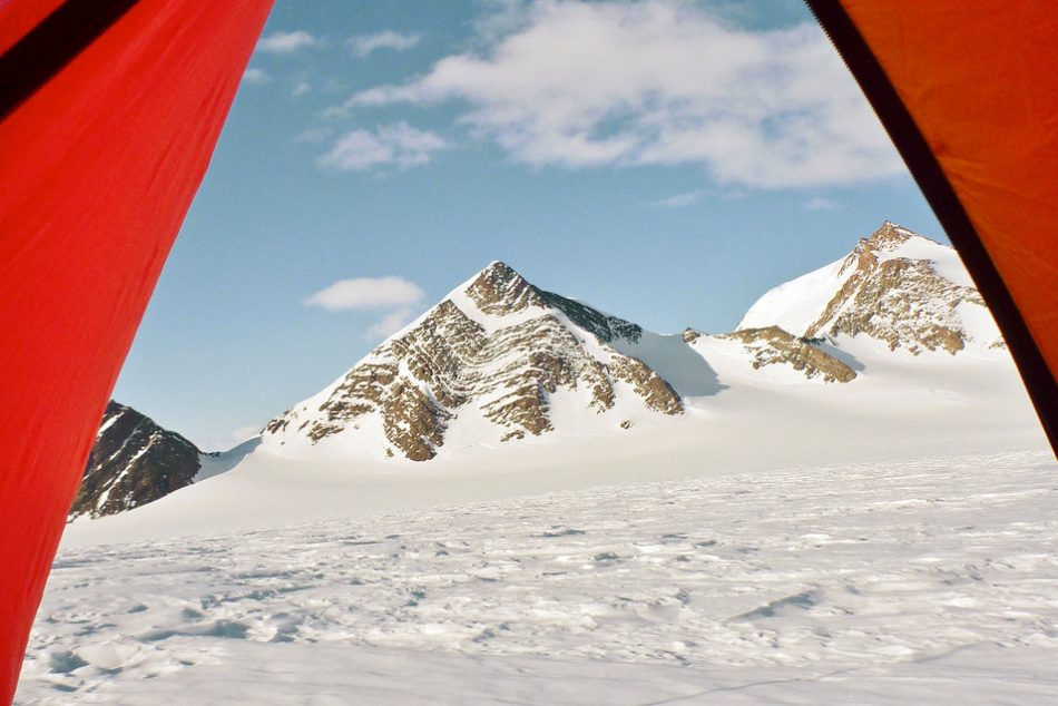 Airbnb looking for five volunteers to join scientific research mission to Antarctica